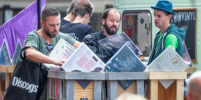 Vinyl & For Real - De platen++zomerbeurs 2021